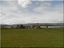 NH5757 : Farmland at Old Ferintosh by Douglas Nelson