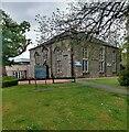 NS8450 : Kirkton Church by Jim Smillie