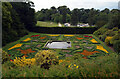 SJ9682 : Dutch Garden, Lyme Park by habiloid
