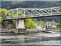 NN0559 : South end of the Ballachulish Bridge by Trevor Littlewood