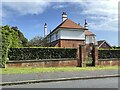 TV4899 : Side view of Easemore House, Homefield Road, Seaford by Robin Stott