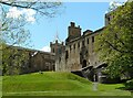 NT0077 : Linlithgow Palace and St Michael's Church by Richard Sutcliffe