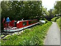 NT0076 : Saint Michael on the Union Canal by Richard Sutcliffe