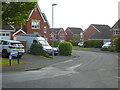 SO8856 : Brecon Avenue, Berkeley-Heywood, Worcester  by Chris Allen