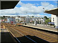 SX9676 : Dawlish station by Roy Hughes