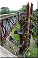 TQ1876 : The Xstrata Treetop Walkway - the access stairs, Kew Gardens by Martin Tester