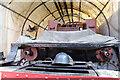 SO7975 : Severn Valley Railway - restoration of No. 4150 at Bewdley by Chris Allen