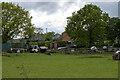 SO9270 : Rodenhurst Farm by P Gaskell