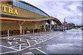 SE3430 : Leeds Skelton Lake Services by David Dixon
