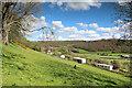 SH9070 : Fron-Gôch farm by Andy Waddington