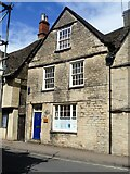 SP0202 : Cirencester houses [24] by Michael Dibb
