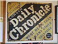 TF1604 : Period Daily Chronicle advertising sign at The Ploughman, Werrington by Paul Bryan