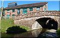 SJ6834 : Betton Mill next to Betton Bridge No 63 by Mat Fascione