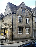 SP0202 : Cirencester houses [37] by Michael Dibb
