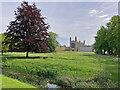 TL4458 : Towards King's Chapel by John Sutton