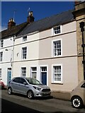 SP0202 : Cirencester houses [39] by Michael Dibb