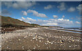 NZ4541 : Horden beach near low tide by Andy Waddington