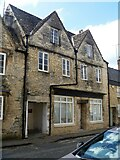 SP0202 : Cirencester houses [41] by Michael Dibb