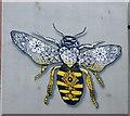 SJ8498 : Houldsworth Street Bee by Gerald England