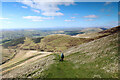 SD6596 : Descending White Fell towards Long Rigg Beck by Andy Waddington