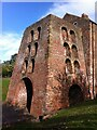 SK3115 : Preserved iron furnace, Moira, Leicestershire by Alan Paxton
