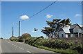 SS2004 : Cornish Flag at Upton by Des Blenkinsopp