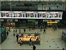 TQ3179 : Waterloo station - early evening by Sandy B