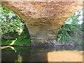 NT5173 : Waterloo Bridge arch, Haddington by Jim Barton