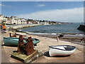 SX9676 : Sea front at Dawlish by Chris Allen