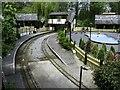 SX8274 : The railway at Trago Mills by Steve Daniels