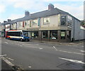 ST3089 : Stagecoach bus passing Narduzzo, Crindau, Newport by Jaggery