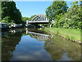 SJ5984 : Chester Road Bridge [No 10], from the east by Christine Johnstone