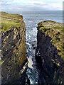 ND3854 : Geo, Cove of Barberry by Mick Garratt