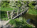 SP8608 : Oliver's Bridge on the Wendover Arm Canal by David Hillas