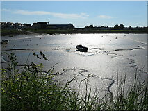 SN4400 : West Dock, Burry Port Harbour by Gareth James