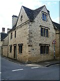SP0202 : Cirencester houses [73] by Michael Dibb