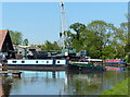 SP0272 : Alvechurch Marina on the Worcester and Birmingham Canal by Mat Fascione