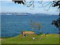 SX9256 : View across Torbay from Battery Grounds, Brixham by Chris Allen