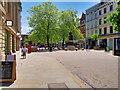 SJ8398 : Manchester, St Ann's Square by David Dixon