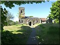 TA1375 :  Church of St Peter, Reighton by Gerald England