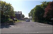TA1275 : St Helen's Lane by Gerald England
