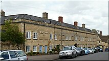 SP0102 : Cirencester houses [92] by Michael Dibb