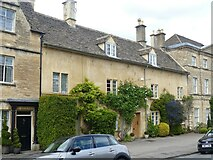 SP0102 : Cirencester houses [99] by Michael Dibb
