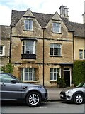 SP0102 : Cirencester houses [100] by Michael Dibb