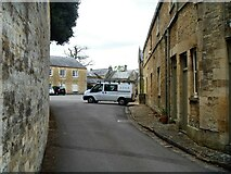 SP0202 : Cirencester buildings [76] by Michael Dibb