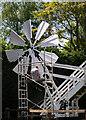 TL3028 : Cromer : windmill restoration by Jim Osley
