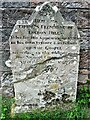 NS4937 : Grave of Covenanter Thomas Fleming by Raibeart MacAoidh
