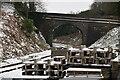 TQ5538 : High Rocks Lane bridge by N Chadwick