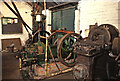 NZ2057 : Steam and internal combustion engines at Tanfield Railway by Chris Allen