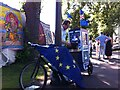 SP3165 : Remain stall, the Parade, Leamington Spa by Alan Paxton
